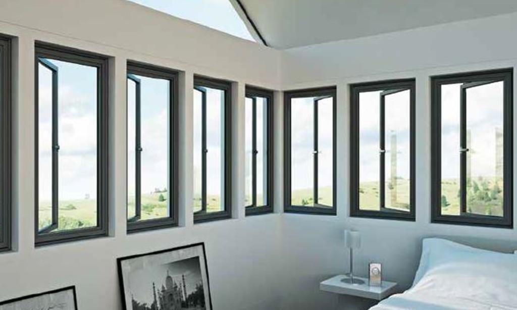 Aluminium Casement Windows Cape Town